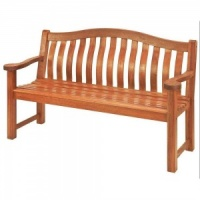 Alexander Rose Turnberry 5ft Cornis Bench