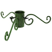 Tom Chambers Noble 6'' Christmas Tree Stand -  Green