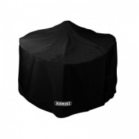Bosmere Storm Black Large Round Fire Pit Cover (D765)