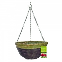 Gardman Seagrass & Natural Grass Hanging Basket 14'' (02766)