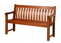 Alexander Rose 5ft Bench-St Georges Cornis