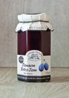 Cottage Delight Damson Jam With Extra Jam & Stones 340g