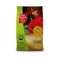 Bayer Garden Toprose Gold Rose & Shrub Feed 1kg