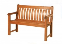 Alexander Rose St Georges 4ft Cornis Bench
